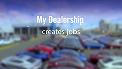 My Dealership Creates Jobs